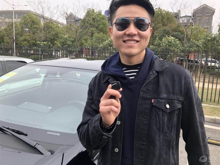 廖哥的爱车——致炫L炫金黑1.5CVT