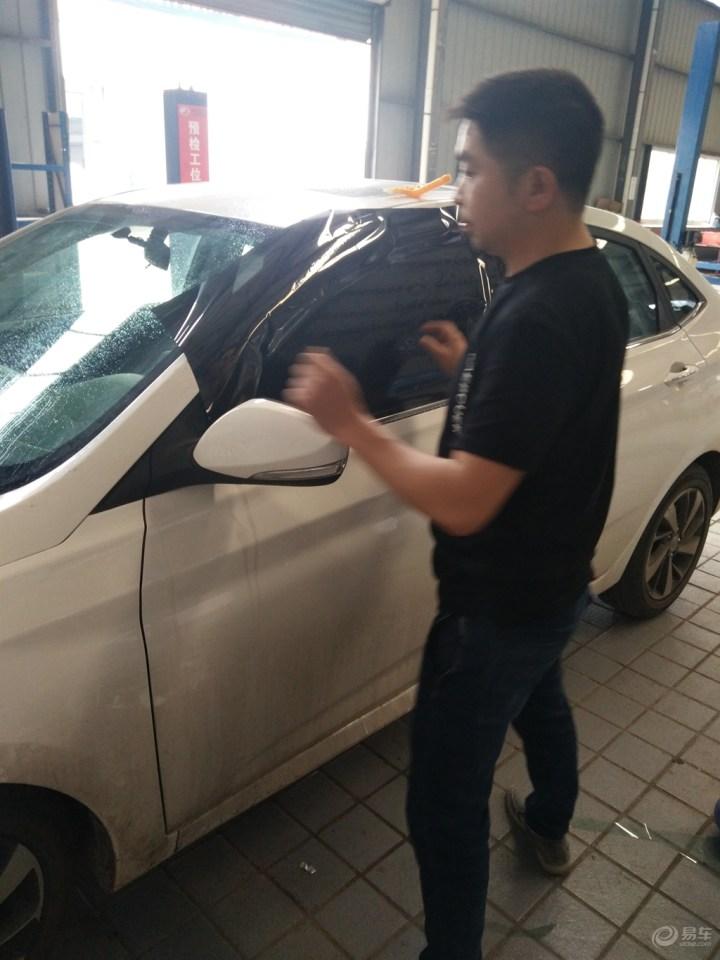 新手配新车,长安逸动DT自尊白提车记