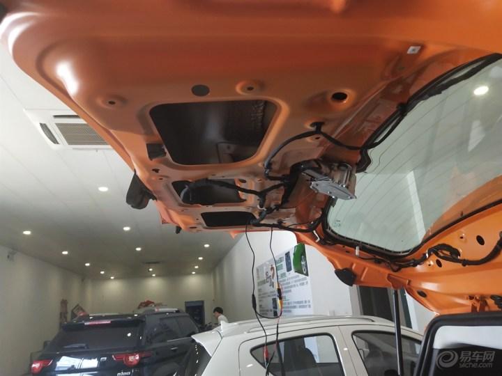 橙侠提车加装分享