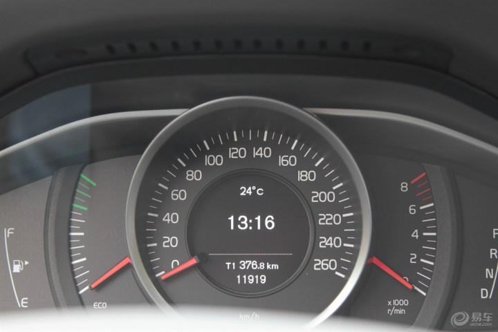 迟到的报告-沃尔沃S60L T3智进体会