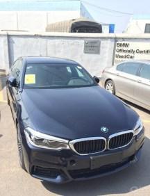 BMW G30 提车作业