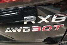 啦啦啦,提车记--荣威RX8!!!
