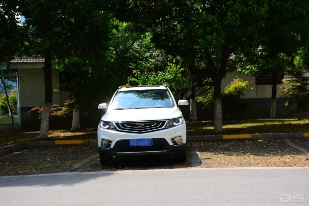 2016款远景X6平常用车体验。
