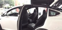 MODEL X 100D 提车记
