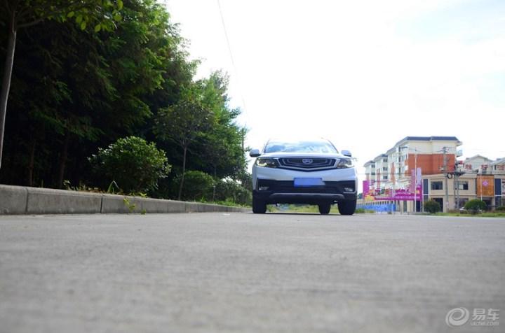 有远景在的幸福小日,浅淡远景SUV的幸福生活用车感受