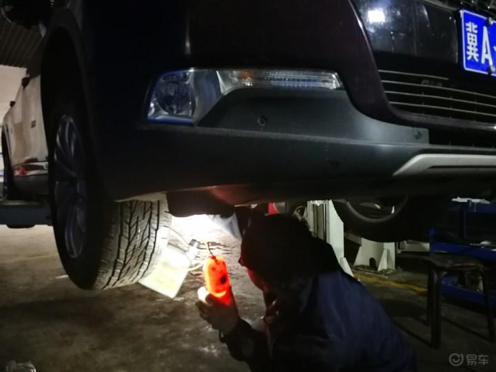 保养之更换刹车油