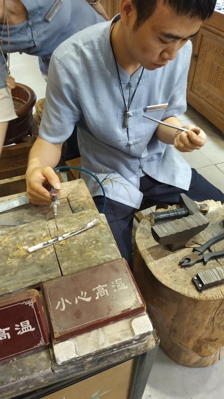 千年古镇磁器口