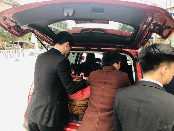 见证车友爱情--宝骏530带你步入幸福新生活。