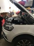 T600酷派改装全车减震作业