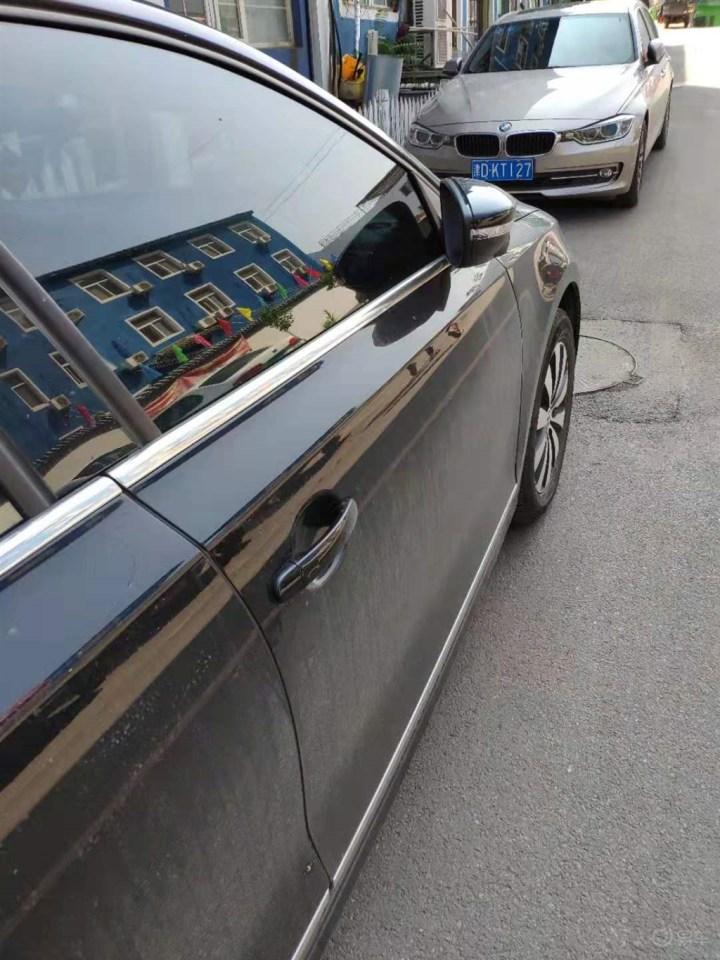 开朋友的车到百里峡游玩记