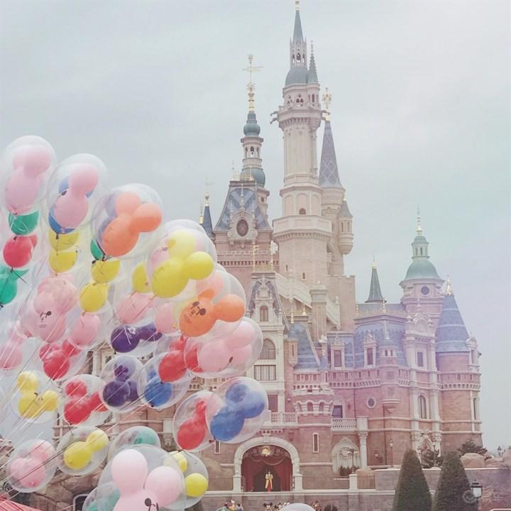 突然的少女心—Disney