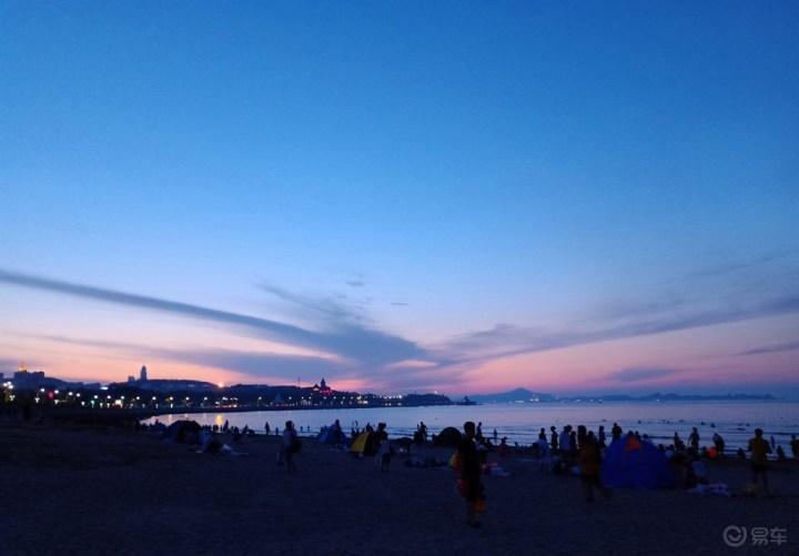 领略白天和晚上不一样的渔人码头风景