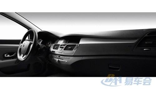 雷诺Laguna Coupe新款概念车