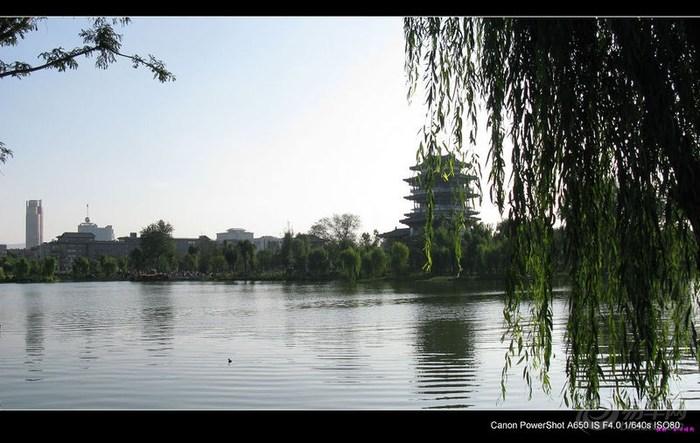 济南三大名胜——大明湖