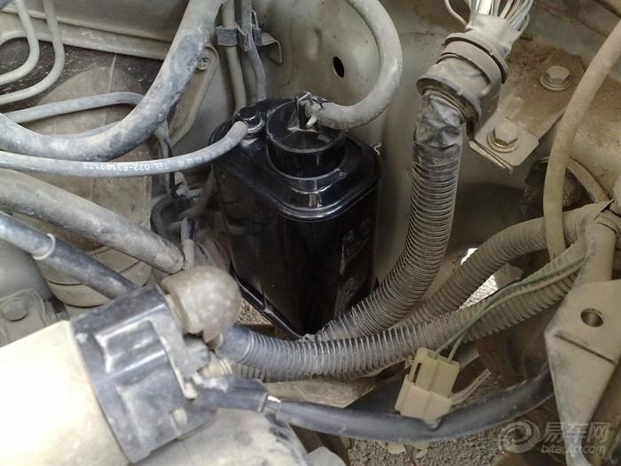 夏利车油箱结构图