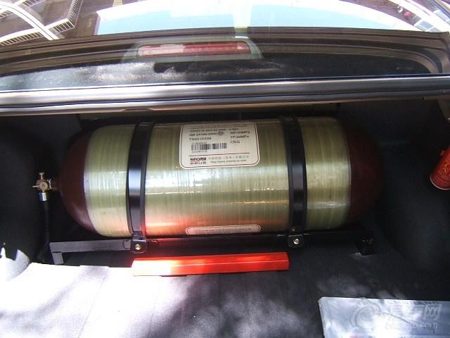 帝豪EC718CNG油气两用车燃气资料告诉到家高清图片