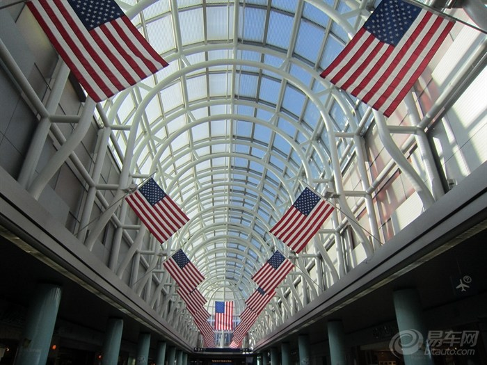 风景 芝加哥/芝加哥机场
