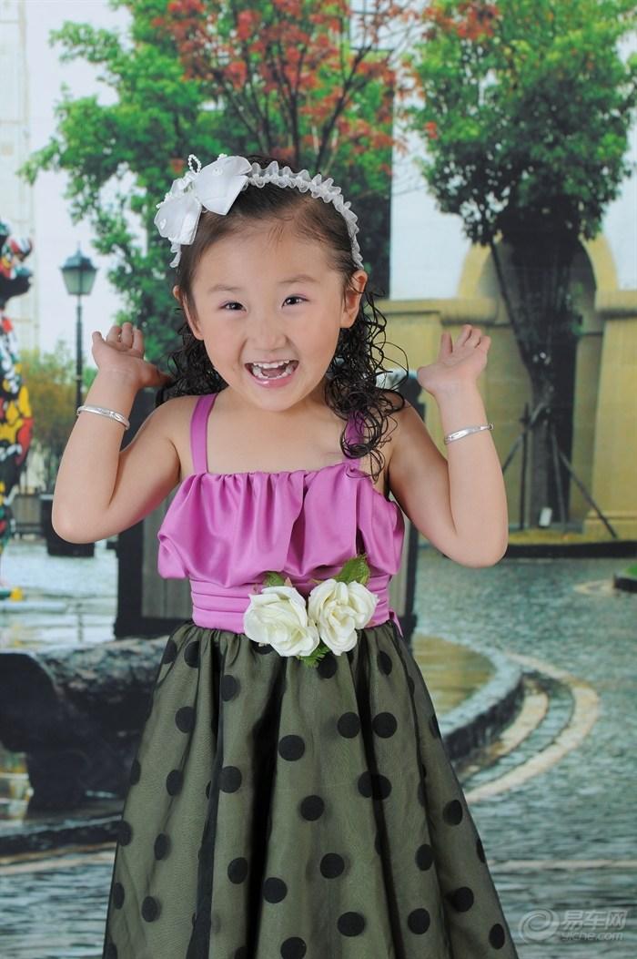 【超级宝贝】 我家的可爱小公主!