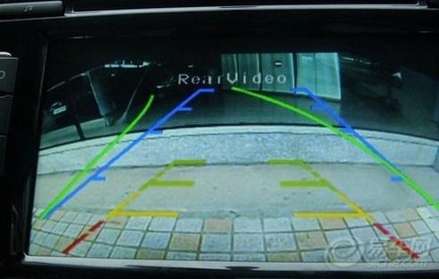 途观导航 倒车影像 夜视仪 dvd加装作业高清图片