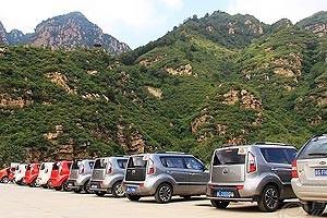 北京拉风秀中秋平谷自驾游