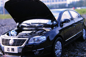 FV Magotan一汽大众迈腾车模评测