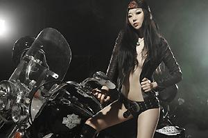 ADV DREAMer Rider 女车手写真