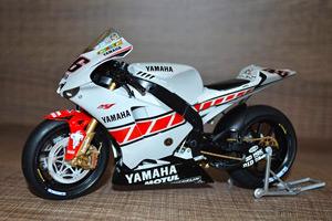 摩托车14115 雅马哈YZR-M150 完成版