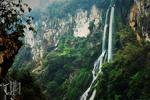 马岭河峡谷随拍