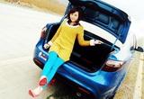 俏皮媳妇儿K2车模