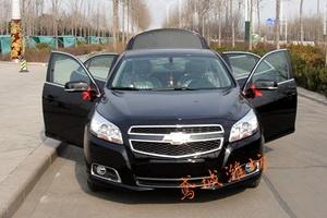 山东潍坊首辆黑色2.0迈锐宝提车