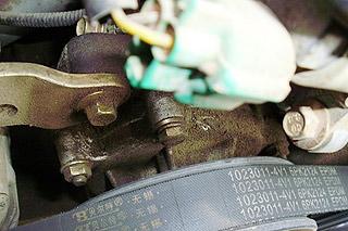 森雅m80发动机漏油 征集集体投诉