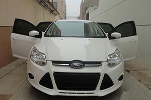 1.6雅典白三厢自动舒适版提车分享