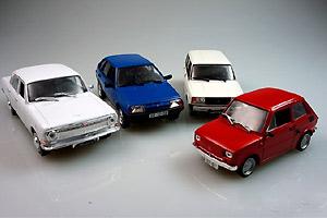 悉数伴随我们长大的那些车