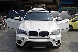 宝马X5运动版高配提新车