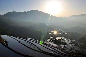 初夏龙脊、阳朔、桂林全纪录