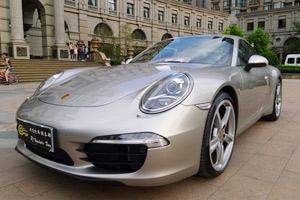 保时捷新款911卡雷拉S提车